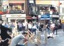 'DİNCİLER SALDIRDI' DEDİLER TİNERCİ ÇIKTI