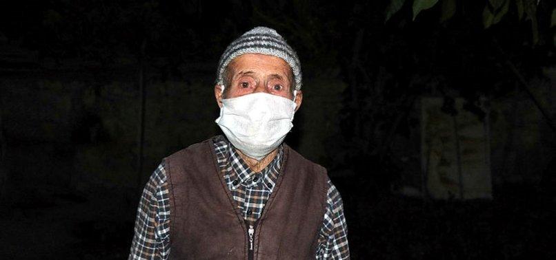 7 çocuk babası İsmail dede 90 yaşında koronavirüsü yendi! Vatandaşları bu sözlerle uyardı