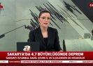Sakarya'da korkutan deprem! İstanbul da hissedildi |Video