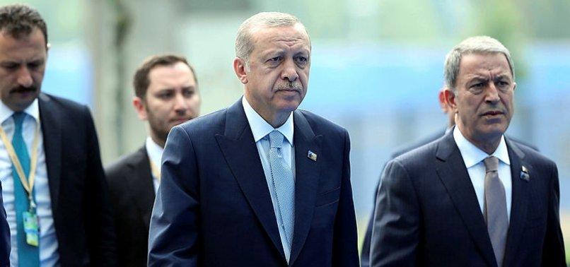 TÜRKİYE'DEN NATO İÇİN YENİ ADIM