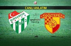 Bursaspor Göztepe | CANLI