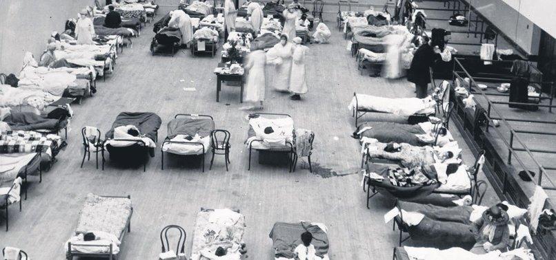 Erhan Afyoncu yazdı! 102 yıl önceki İspanyol gribi salgınında 10 milyonlarca kişi ölmüştü