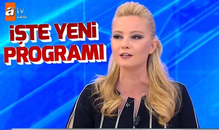 MÜGE ANLI ATV'DE YARIŞMA PROGRAMI SUNACAK