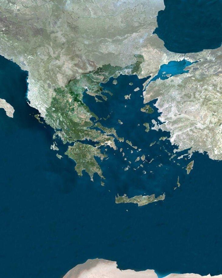 Oruç Reis'e yaklaşmaya çalışan Yunanistan boyunun ölçüsünü aldı! Hezimet sonrası ağızlarını bıçak açmıyor