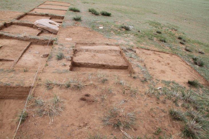 Moğolistan'da Türk kağanlığına ait Aşina damgaları bulundu