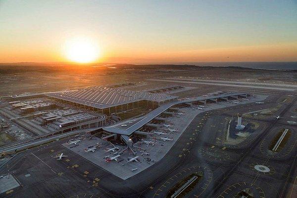 istanbul havalimani turkiyenin 82nci ili gibi hizmet veriyor 1581510383981 - İstanbul Havalimanı, Türkiye'nin 82'nci ili gibi hizmet veriyor