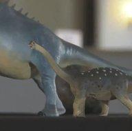 Yeni dinozor türü keşfedildi