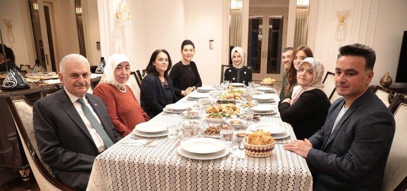 BİNALİ YILDIRIM, TWİTTER'DAN GELEN MESAJA DUYARSIZ KALMADI!