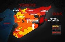 İşte PYD'nin Deyrizor'daki hedefi!