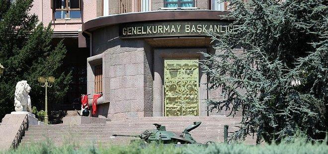 'GENELKURMAYIN KAPISINI KIRIN' EMRİ!