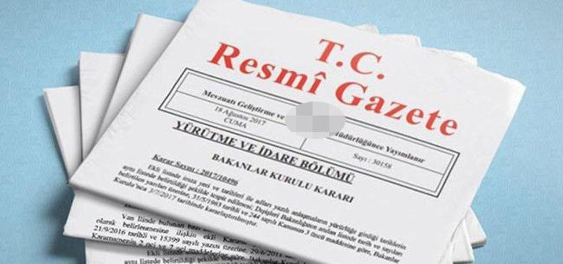 RESMİ GAZETE'DE YAYIMLANDI! ARTIK BAŞKAN SEÇECEK