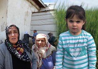 Ağrı'da kaybolan 4 yaşındaki Leyla'dan günlerdir haber alınamıyor