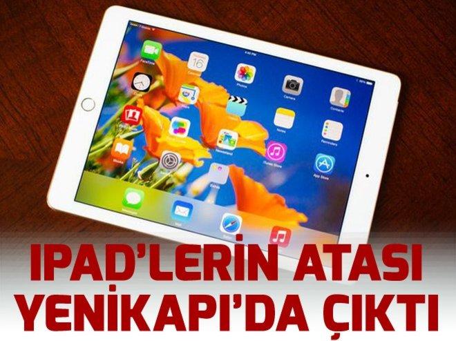 iPad'lerin atası Yenikapı'da çıktı