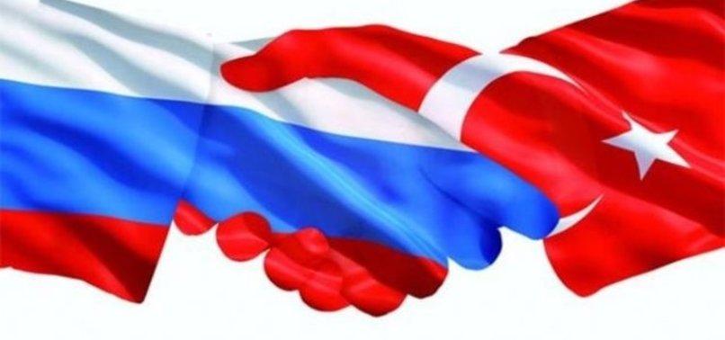TÜRKİYE'DEN RUSYA İLE YAPILAN GÖRÜŞMEYLE İLGİLİ AÇIKLAMA