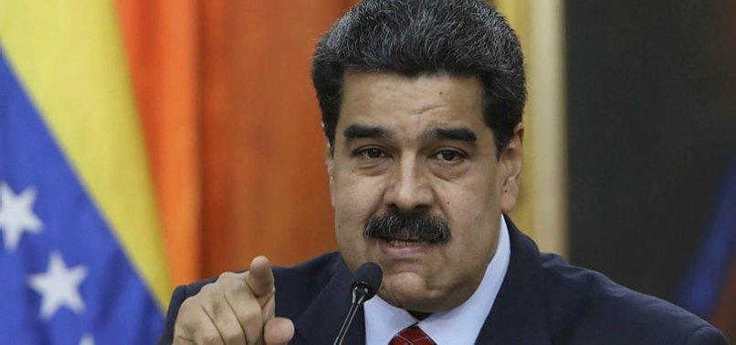 MADURO: TRUMP ÖLDÜRÜLMEM İÇİN EMİR VERDİ!