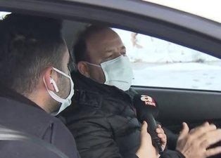 Karlı havalarda araç nasıl kullanılmalı? Sürücüler nelere dikkat etmeli? Güvenli sürüş teknikleri neler? A Haber'de anlattı