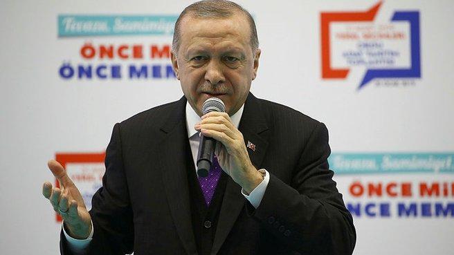 Başkan Erdoğan'dan Ordululara sürpriz
