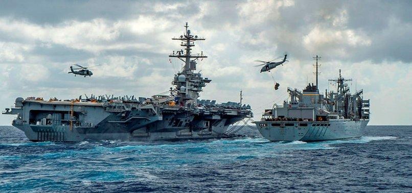 SON DAKİKA HABERİ | ABD'den Atlantik'te Rusya'ya karşı donanma hamlesi