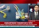 Son dakika: Dışişleri Bakanlığı'ndan Yunanistan ve AB'ye sert Doğu Akdeniz tepkisi |Video
