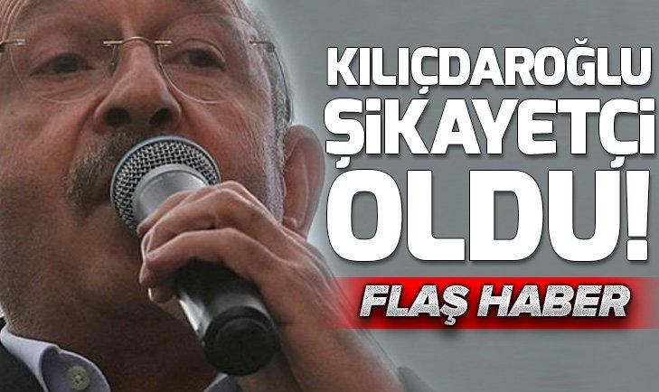 Kemal Kılıçdaroğlu şehit cenazesinde kendisine saldıranlardan şikayetçi oldu