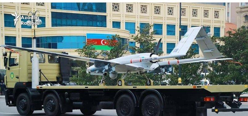 Son dakika: Bayraktar TB2 SİHA'ları Azerbaycan'da! Zafer kutlamalarında boy gösterecek