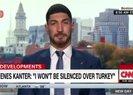 FETÖ'cü Enes Kanter'den CNN'de Başkan Erdoğan ve Türkiye hakkında skandal sözler  Video
