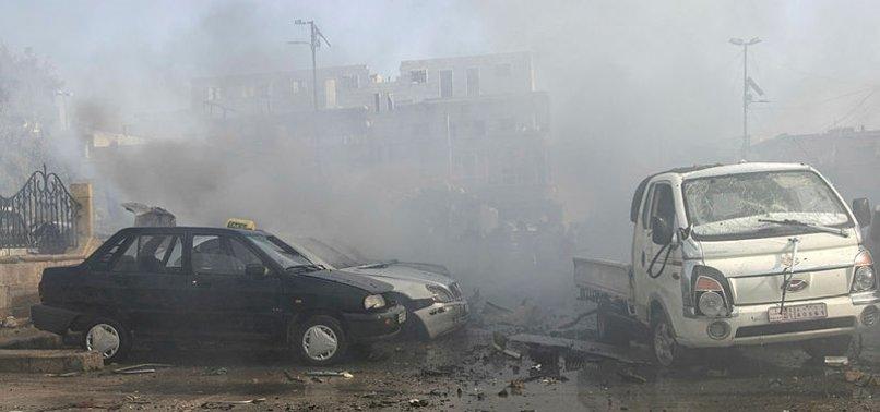 EL BAB'DAKİ BOMBALI SALDIRIYI DÜZENLEYEN TERÖRİST YAKALANDI