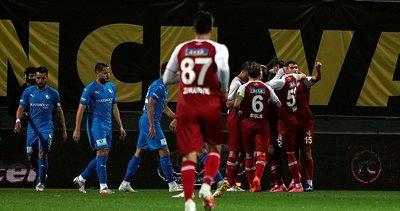 Karagümrük BB Erzurumspor'u 5-1 mağlup etti