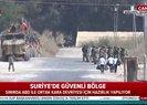 Suriye sınırında askeri hareketlilik | Video