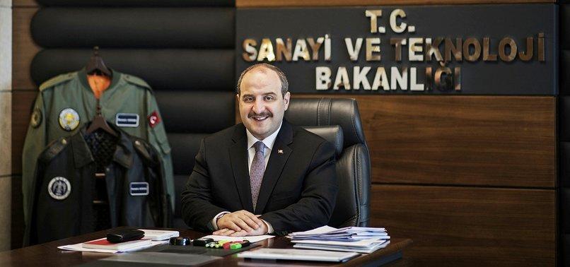 Mustafa Varank uzay ajansı ile ilgili görsel sonucu
