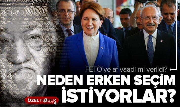 CHP neden erken seçim istiyor? AK Partili vekil Cevdet Yılmaz'dan A Haber'de FETÖ'ye af vaadine sert tepki