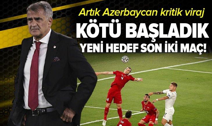 EURO 2020'ye kötü başladık I Türkiye 0-3 İtalya MAÇ SONUCU-ÖZET