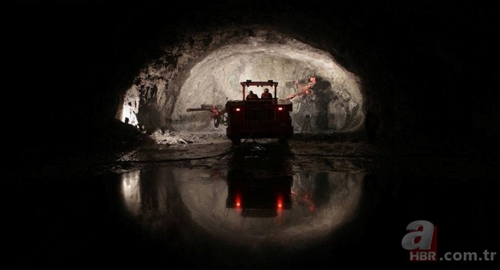 138 yıllık hayal gerçekleşiyor! Türkiye'nin en uzun tüneli