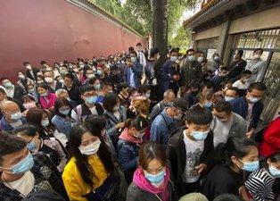 Koronavirüsün ortaya çıktığı Çin'den şoke eden görüntüler