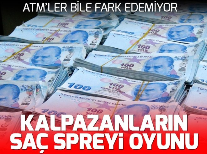 İstanbul merkezli 6 ilde sahte para operasyonu