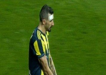 Derbide gerginlik! Mehmet Topal...