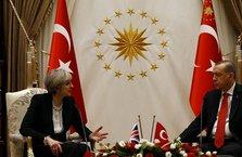 İngiltere Başbakanı May'dan Erdoğan'a tebrik telefonu