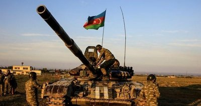 Fransız faşistler Ermenistan için Azerbaycan'a karşı savaşıyor