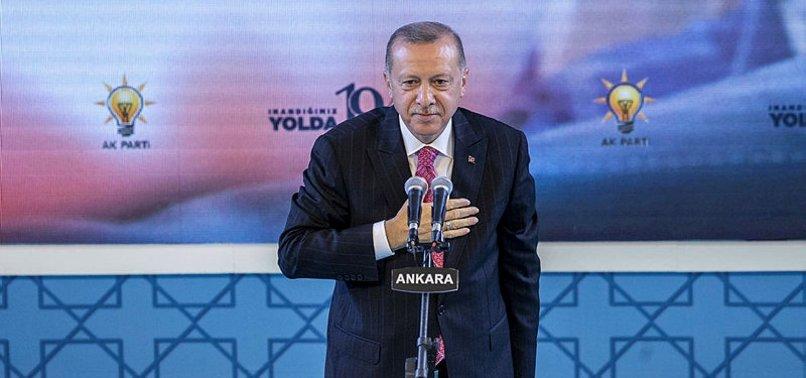 Son dakika: Başkan Erdoğan'dan AK Parti'nin 19. kuruluş yılı programında önemli açıklamalar