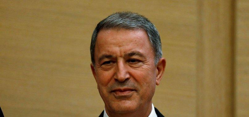 Son dakika: Milli Savunma Bakanı Hulusi Akar'dan Yunanistan'a çağrı