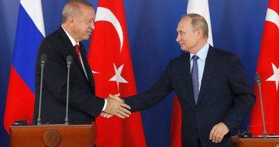 Rusya Devlet Başkanı Putin İzmir'deki deprem nedeniyle Başkan Erdoğan'a taziye mesajı gönderdi
