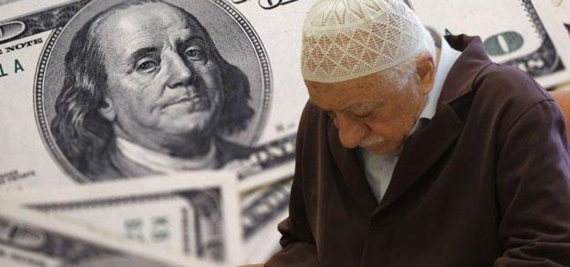 FETÖ'NÜN 900 BANKA İŞLEMİ DURDURULDU