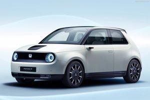 Honda e Prototype tanıtıldı! Honda e Prototype nasıl bir otomobil olacak?