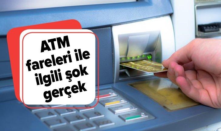 ATM FARELERİYLE İLGİLİ ŞOK GERÇEK!
