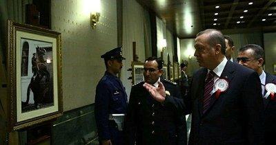 Başkan Erdoğan incelemişti! O fotoğrafın hikayesi ortaya çıktı