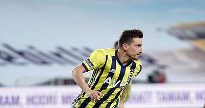 Fenerbahçe'den Mert Hakan Yandaş müjdesi