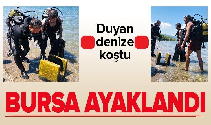 'TARİHİ ESER BULUNDU' DEDİKODUSU KENTİ AYAĞA KALDIRDI