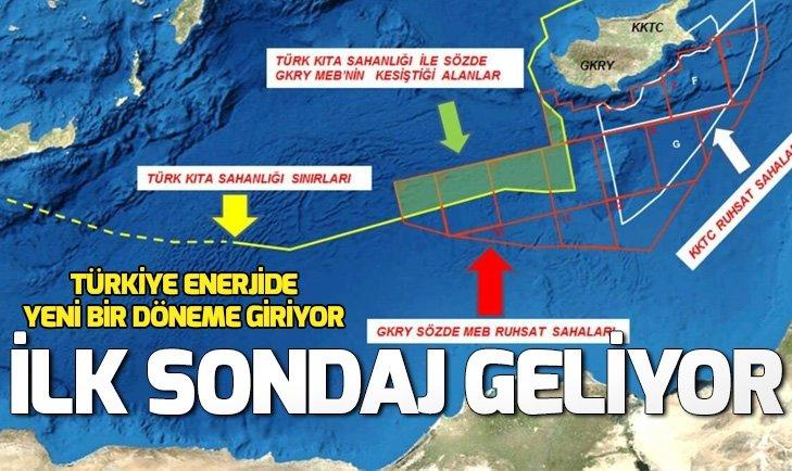 Çavuşoğlu: Akdeniz'de sondaja sonbaharda başlayabiliriz