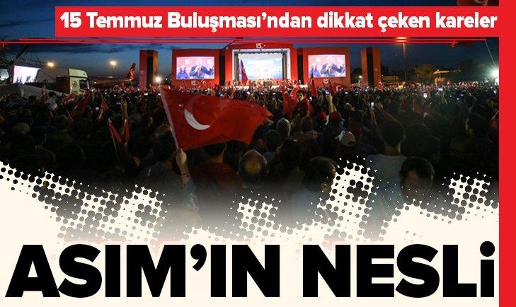 ATATÜRK HAVALİMANI'NDAKİ 15 TEMMUZ BULUŞMASINDAN FOTOĞRAFLAR