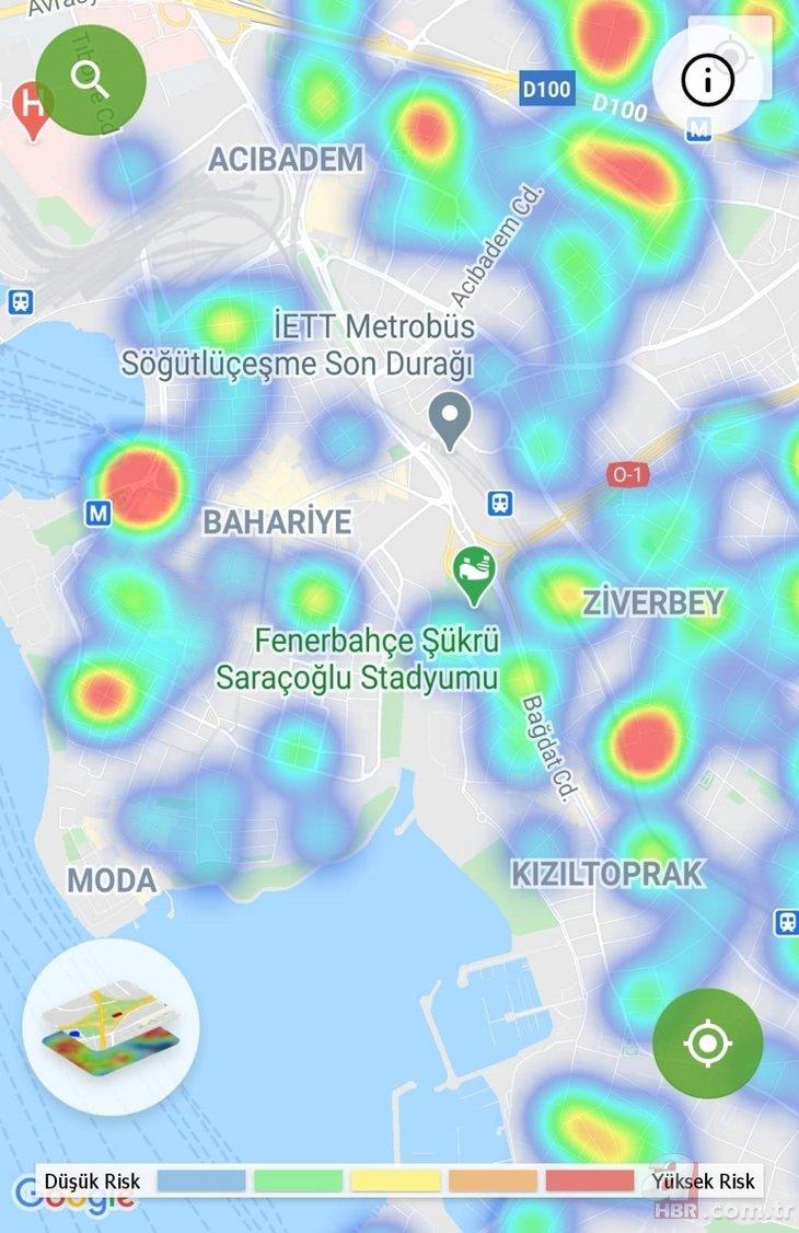 Son dakika: İstanbul'da en çok koronavirüs vakası hangi ilçelerde? Liste güncellendi! İlçe ilçe korona haritası